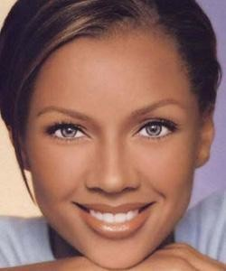 Vanessa Williams s eyes